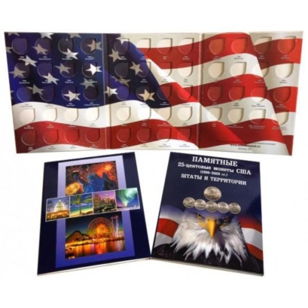 Альбом для монет штаты ценные марки куба фото и цены