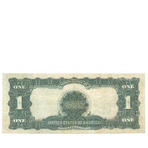 Бона 1 доллар 1899 года «Silver Certificate»