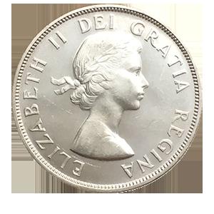 1 доллар 1960 года