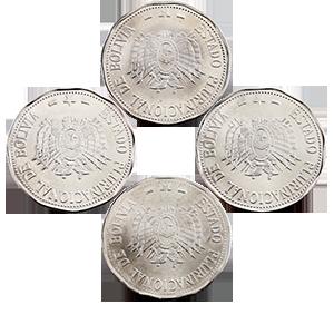 Набор монет 2017 года «Тихоокеанская война»