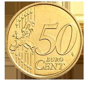 50 центов 2018 года «Ватикан»